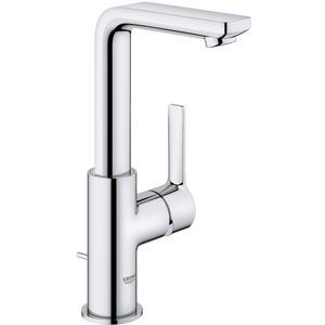 Grohe Lineare New L-Size wastafelmengkraan Chroom