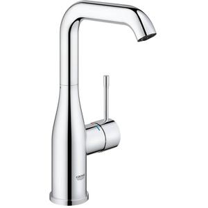 Grohe Essence New L-size wastafelkraan zonder waste Chroom