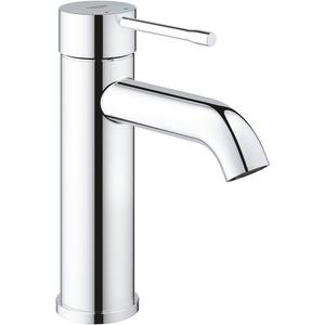 Grohe Essence New wastafelkraan zonder waste S-size chroom