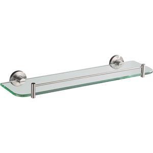 Saqu Planchet 54 cm Glas RVS