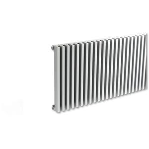 Vasco Zana Horizontaal ZH-2 Designradiator 60x142,4 cm Aluminium Grijs