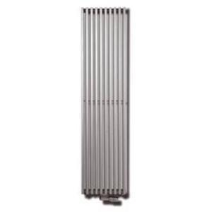 Vasco Zana Verticaal ZV-1 designradiator as=1188 140x38cm 850W Grijs Antraciet