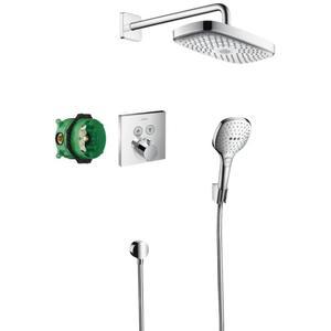 Hansgrohe Raindance Select E / ShowerSelect showerset chroom