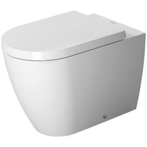 Duravit Staand toilet ME by Starck wit zijdemat, WonderGliss