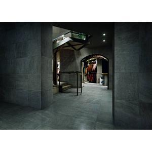 Vloertegel Inca Quartzite 60x60x0,9 cm Dark 1,08 m²