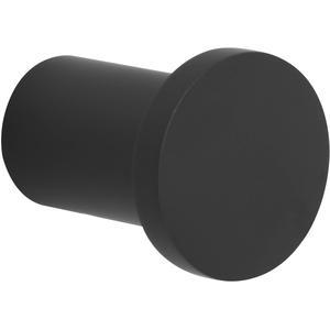 Saqu Black Handdoekhaak3,9x3,9x3,2 cm mat zwart