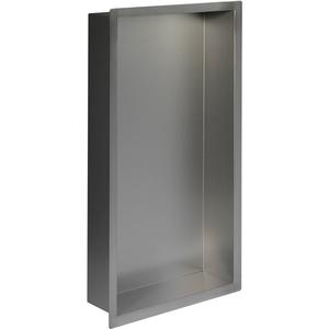 Saqu Essential Inbouwnis 60x10x30 cm RVS