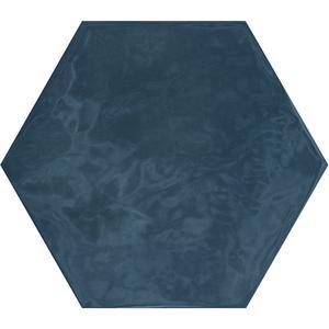 Wandtegel Terratinta Hexa 17,3x15 cm ocean wave 0,46M2