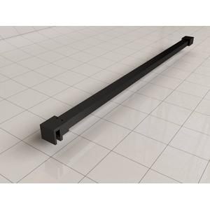 Saqu Stabilisatiestang 120cm Mat Zwart