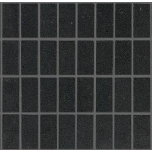 Mozaïek Terratinta Archgres 30x30x0,95 cm Black Mat 0,99M2