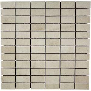 Mozaïek Terratinta Betontech 30x30x1,05 cm Beige 1 ST
