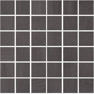 Mozaïek Terratinta Betonstil 30x30x0,9 cm Duet Dark 11ST