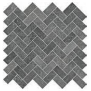 Mozaïek Magica 1983 S.r.l. Pietra Limestone 30x30 cm black 10 ST