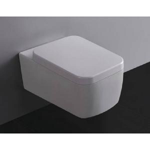 Saqu Cube 200 Combi-Pack Wandcloset + Luxe zitting