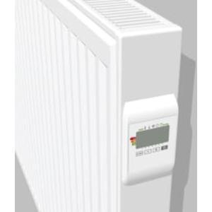 Vasco E-Panel elektrische radiator 60x80cm 1000W Verkeerswit