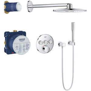 Grohe Smartcontrol Perfect showerset Chroom