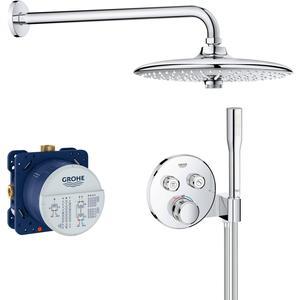 Grohtherm SmartControl Comfortset Inbouw Euphoria 260 mm Chroom