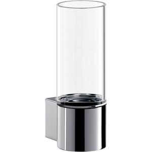 Emco System 2 glashouder met glas Chroom