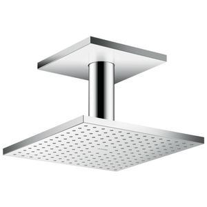 Axor ShowerSolutions Hoofddouche 30x30x15,7 cm met Plafondaansluiting Chroom