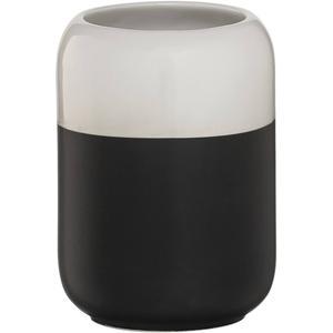 Sealskin Sphere Beker 10,5x9 cm zwart