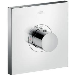 Hansgrohe Showerselect Square afdekset highflow thermostaat Chroom