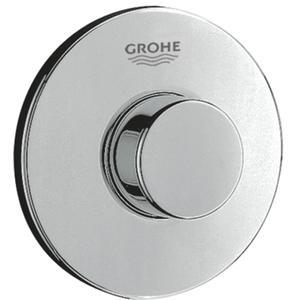 Grohe Dal bedieningspaneel 1-knop pneumatische bediening chroom