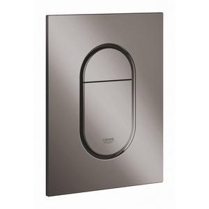Grohe Arena Cosmopolitan S bedieningspaneel 2-knops hard graphite