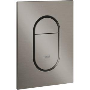 Grohe Arena Cosmopolitan S bedieningspaneel 2-knops hard graphite geborsteld
