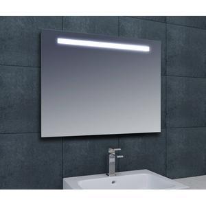 Saqu Spiegel met led verlichting 100x80