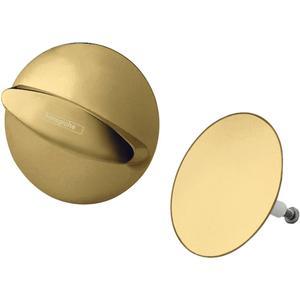 Hansgrohe Flexaplus Afbouwdeel Badafvoer Polished Gold Optic