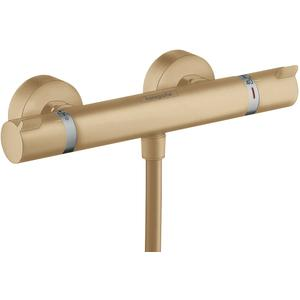 Hansgrohe Ecostat Douchethermostaat Comfort Brushed Bronze