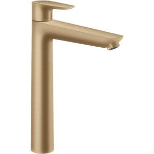 Hansgrohe Talis E Wastafelmengkraan met Pop-Up Afvoergarnituur Brushed Bronze