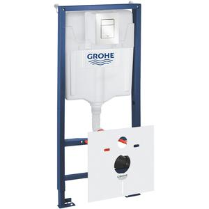 Grohe Rapid SL Inbouwelement incl. Drukplaat Alpine Wit