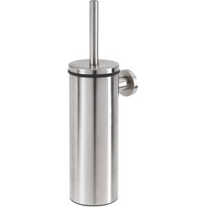 Tiger Boston Toiletborstelgarnituur 9x12,6x36,1 cm RVS geborsteld