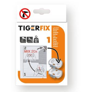 Tigerfix 1 met Cartridge 2 stuks