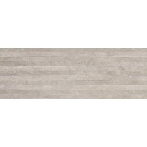 Wandtegel Keraben Terranova 24x69 cm concept gris 1,16 M2