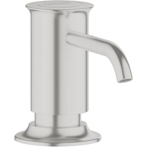 Grohe Authentic Zeepdispenser Supersteel