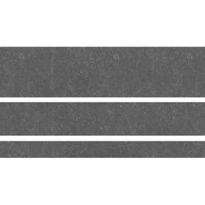 Stroken Keraben Petit Granit 5/10/15x60x1 cm Negro 0,36M2
