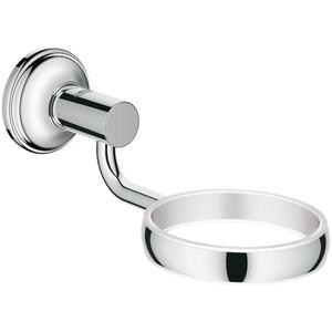 Grohe Essentials Authentic wandhouder chroom