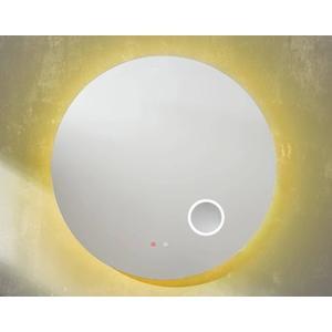 Line 45 Spiegel Rond Ø100x4 cm met LED Verlichting, Verwarming en Touch bediening