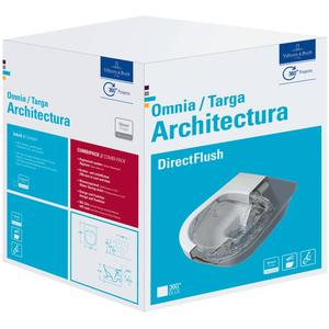 Villeroy & Boch Omnia Architectura wandcloset direct flush combi-pack Wit