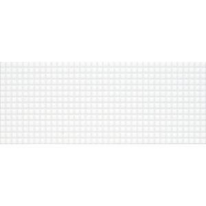 Decortegel Dutch Design Micro 20x50x0,9 cm Blanco 1M2