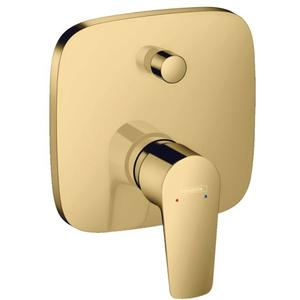 Hansgrohe Talis E Badthermostaat Afbouwdeel Polished Gold Optic