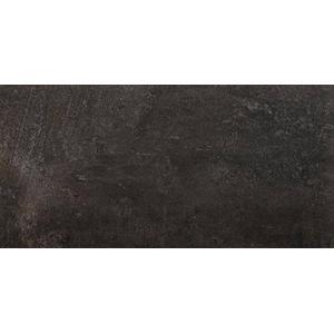 Vloertegel STN ceramica Tekno 30x60x1 cm Antraciet 1,26M2