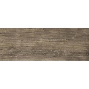 Vloertegel Dom Ceramiche Logwood 16,4x99,8x- cm Taupe 0,98M2