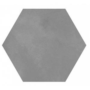 Vloertegel Zeshoek Mate Terra 19,5x22,5 cm fumo 0,68 M2