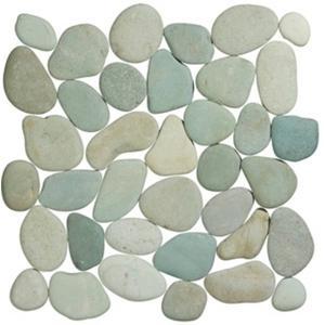 Vloertegel Terre d'Azur Stone 30x30x1,2 cm Groen 1M2