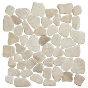 Vloertegel Terre d'Azur Stone Palladiana 30x30x1,2 cm Onyx 1M2
