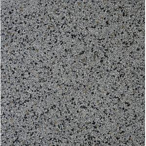 Vloertegel Terre d'Azur Granito 40x40x1,4 cm Creme / Zwart 1M2