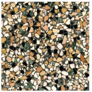 Vloertegel Terre d'Azur Granito 40x40x1,4 cm Veelkleurig 1M2